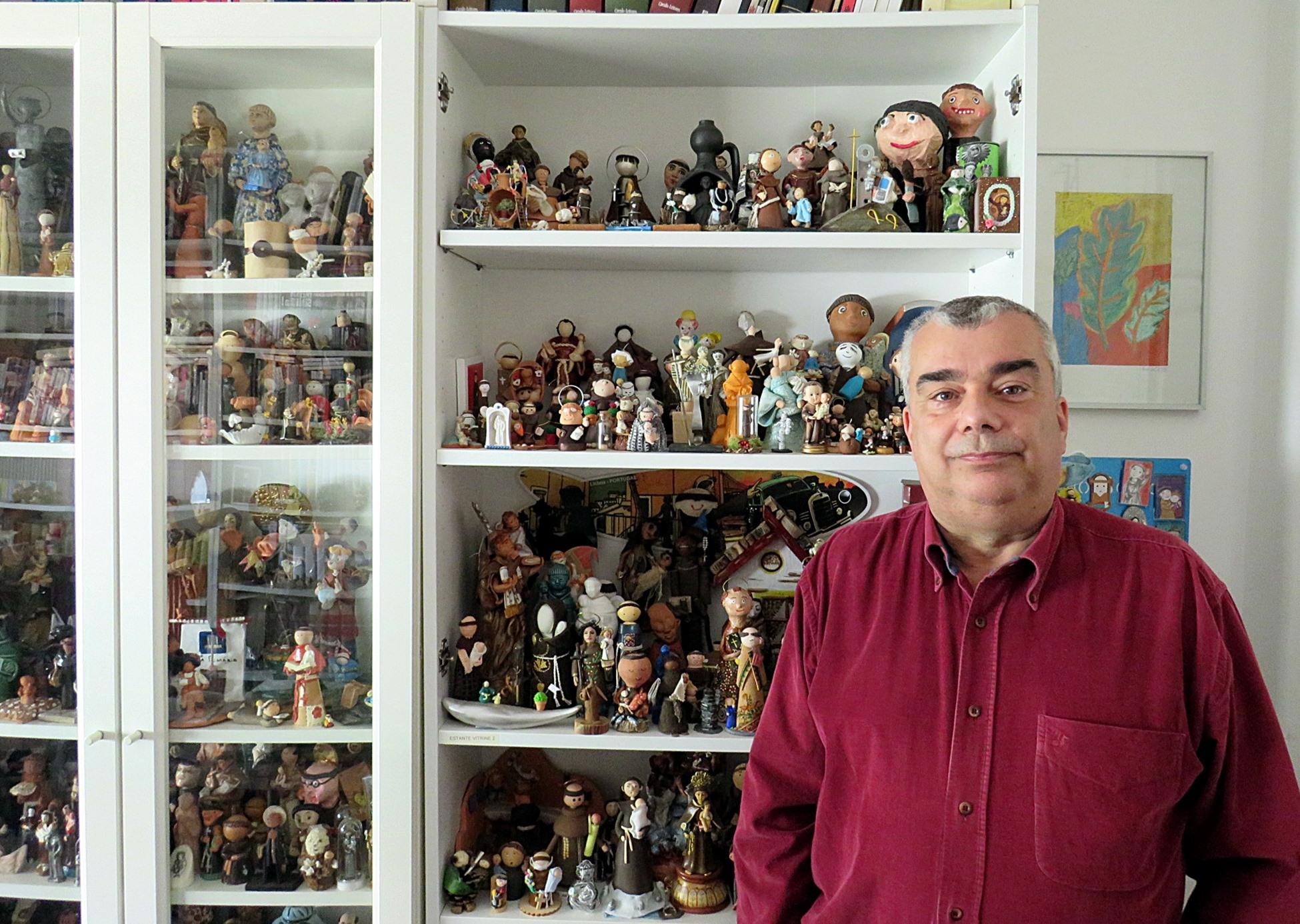 Conversa com o colecionador Miguel Infante