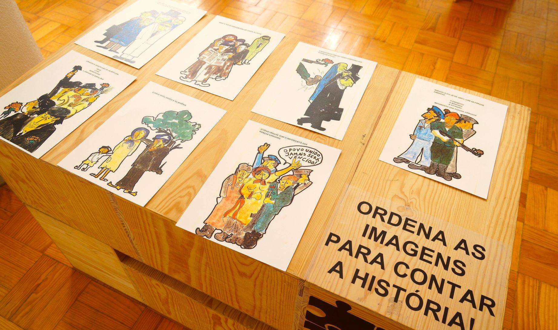 """Exposição """"1.º de Maio – Memórias em Coleção"""" de Jorge Araújo dos Santos"""