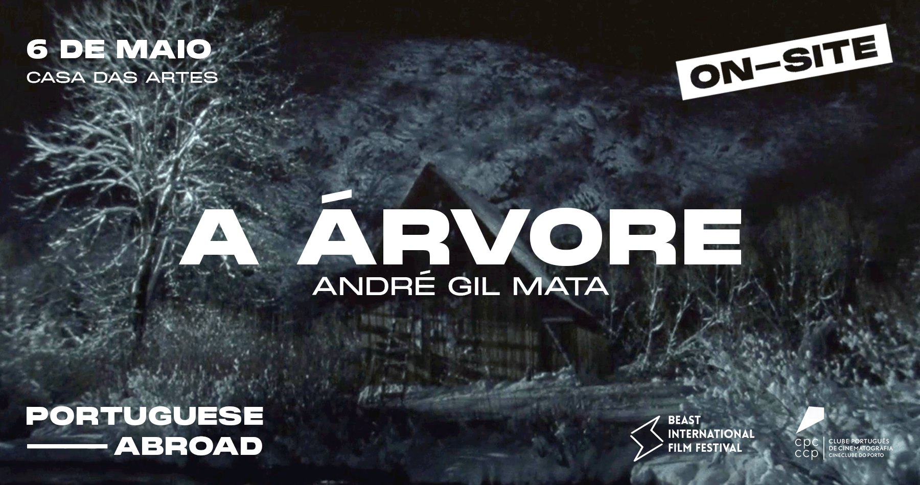 BEAST IFF ON-SITE #5   Portuguese Abroad com André Gil Mata