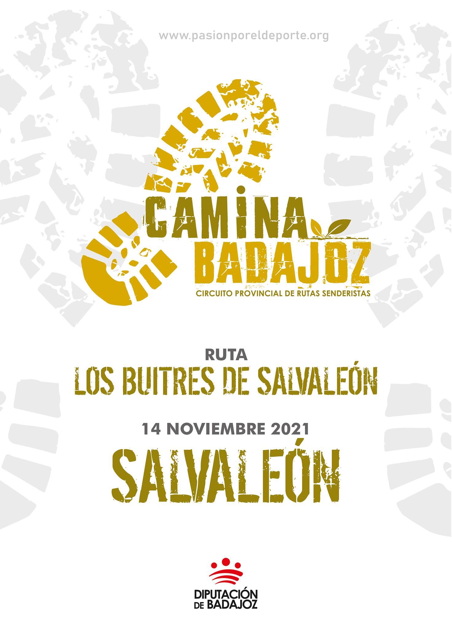 CAMINA BADAJOZ | Ruta «Los buitres de Salvaleón» (Salvaleón)