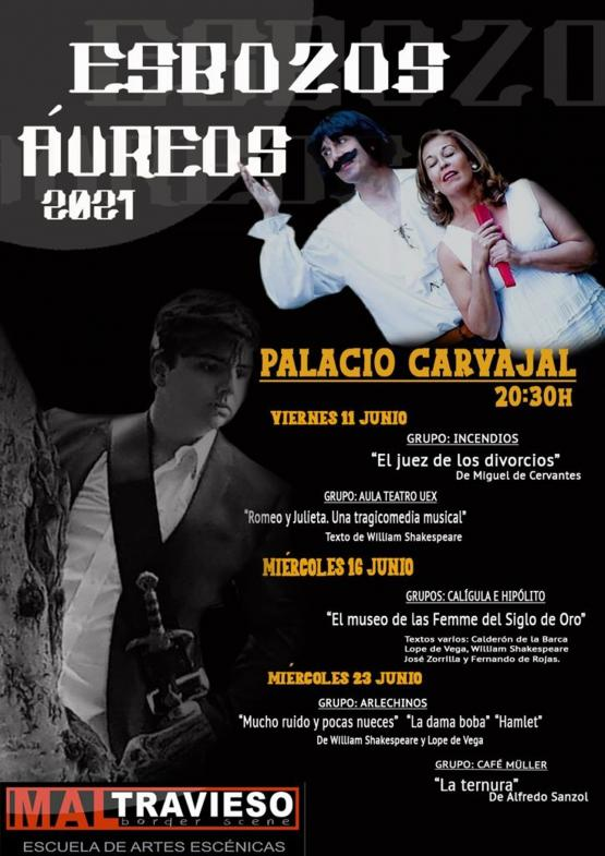 EL JUEZ DE LOS DIVORCIOS (Esbozos Áureos, Festival de Teatro Clásico de Cáceres)