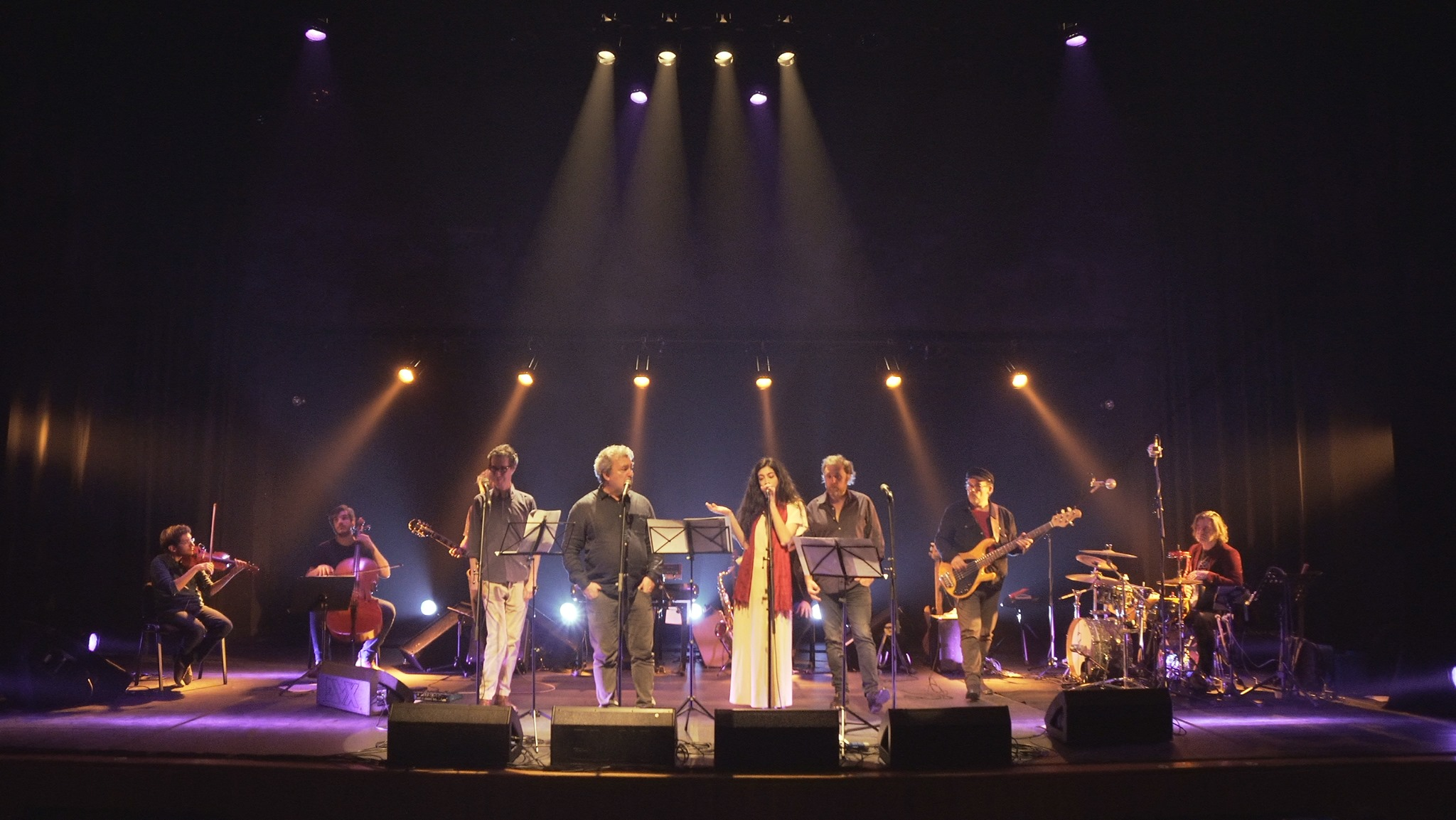 Lisbon Poetry Orchestra  'Os Surrealistas'