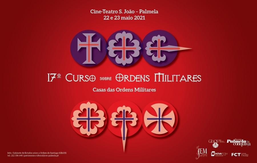 17.º CURSO DE ORDENS MILITARES EM PALMELA