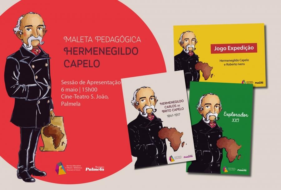 APRESENTAÇÃO MALETA PEDAGÓGICA HERMENEGILDO CAPELO