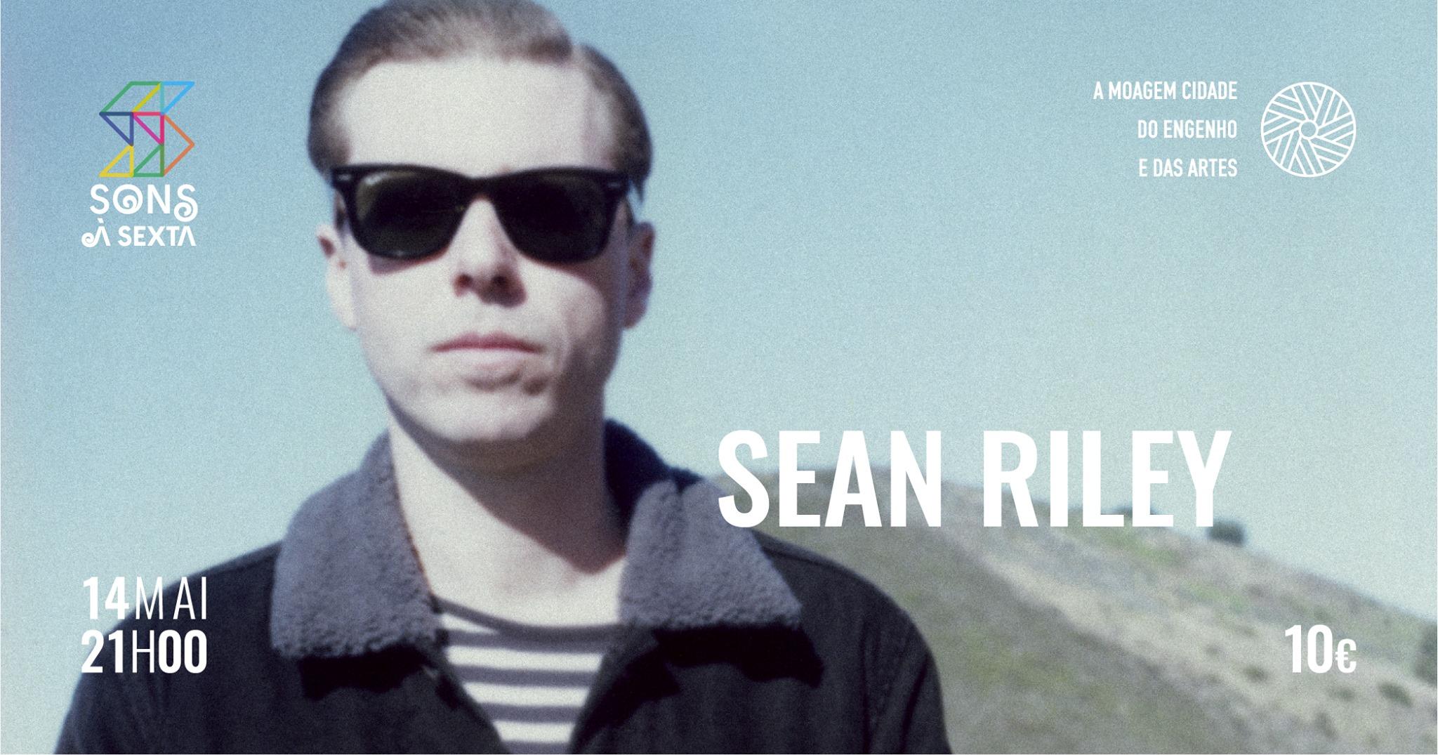 Sons à Sexta com Sean Riley