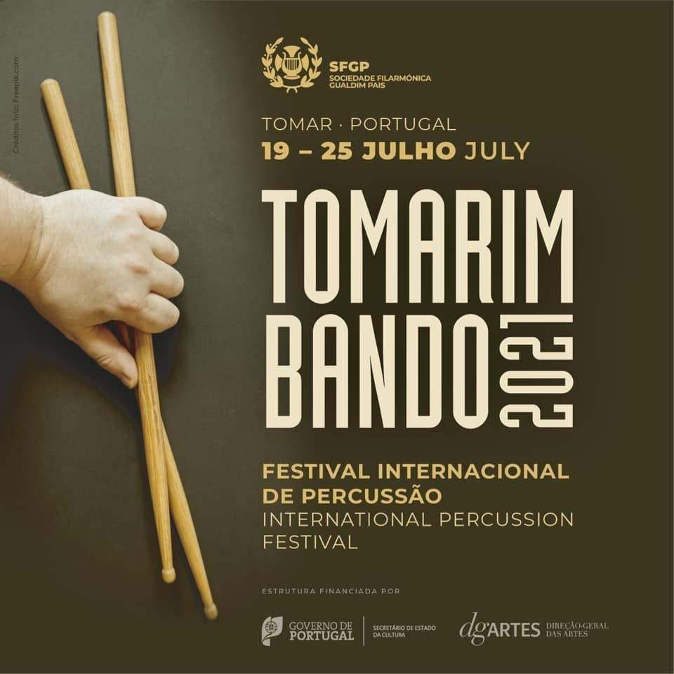Tomarimbando - 14.º Festival Internacional de Percussão