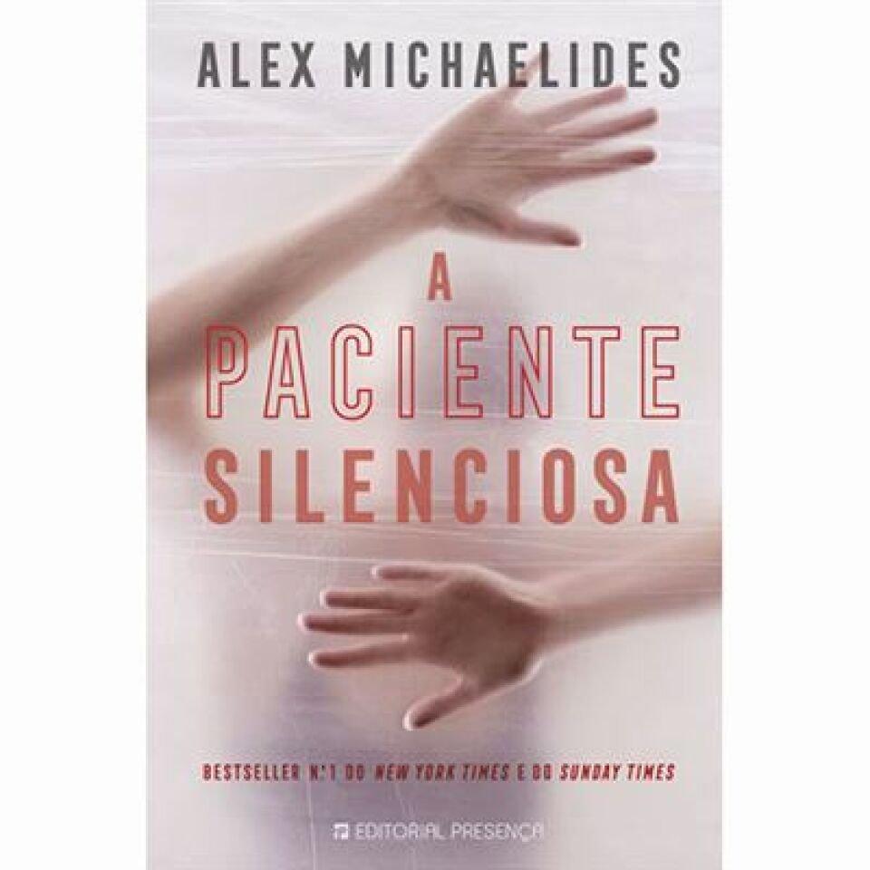 LIVRO DO MÊS - 'A PACIENTE SILENCIOSA', DE ALEX MICHAELIDES