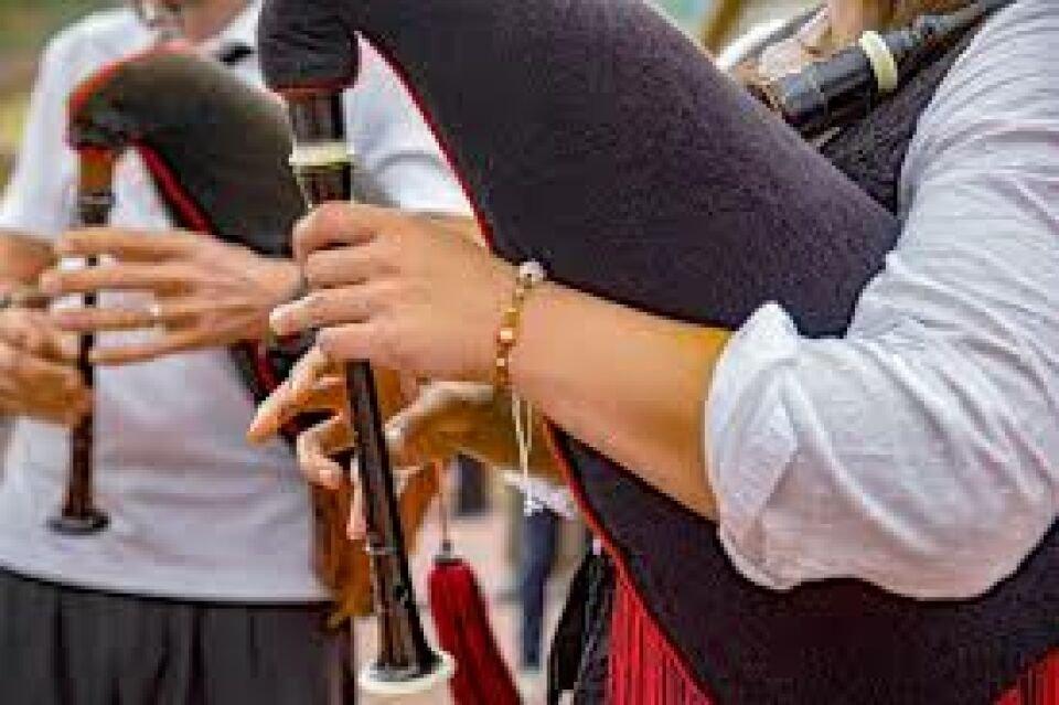 Workshop Iniciação à Gaita de Foles - Escola de Música Tradicional -Programa…