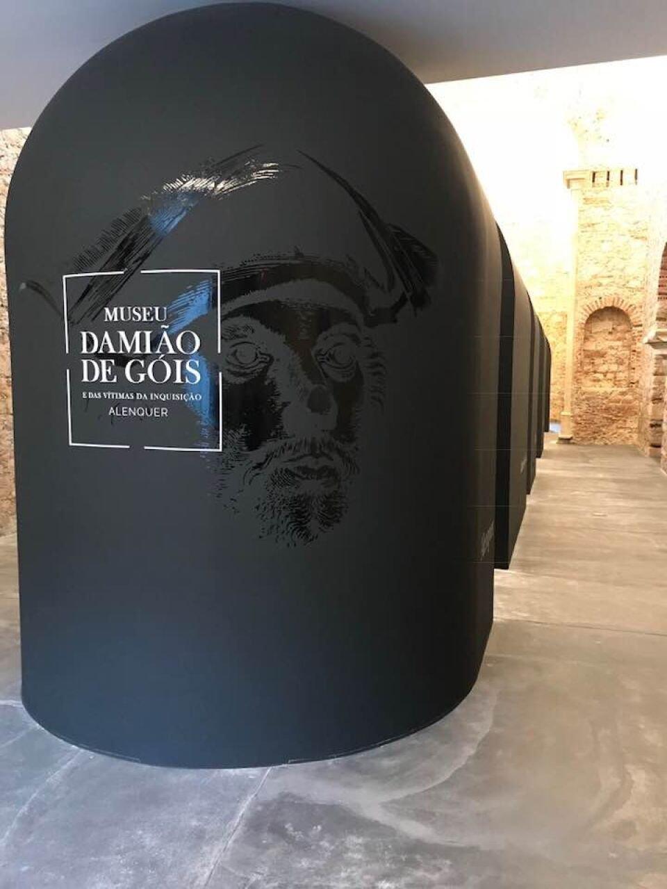 Exposição 'Damião de Góis e a Torre do Tombo'