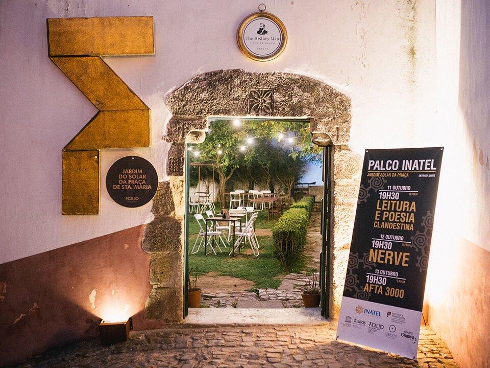 FOLIO - Festival Literário Internacional de Óbidos