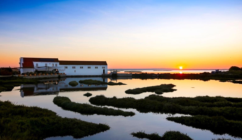 ESGOTADO: Sunset no estuário do Sado