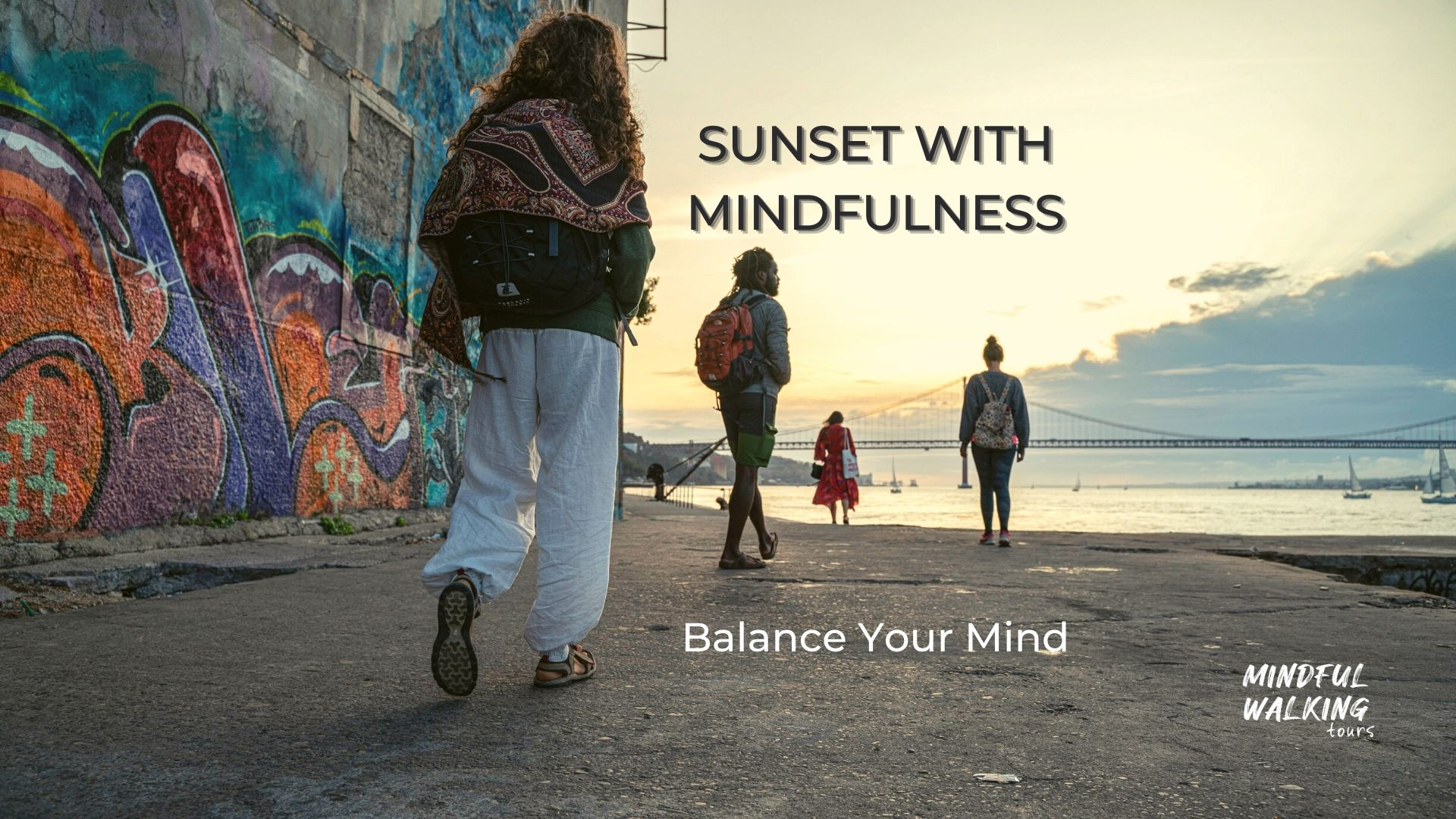 SUNSET WITH MINDFULNESS