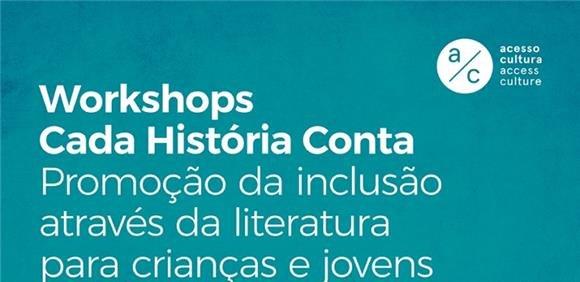 Workshops Cada História Conta