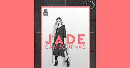 SAI DA GARAGEM COM: JADE CAMBOURNAC