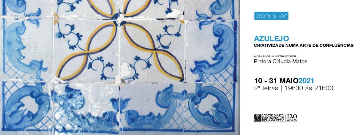 Workshop de Azulejo: Criatividade numa Arte de Confluências