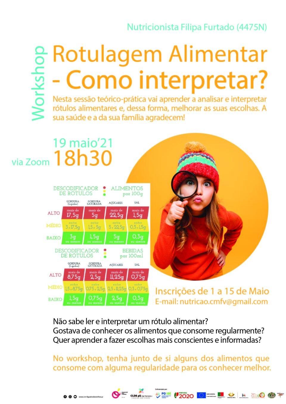 Workshop - Rotulagem Alimentar - Como Interpretar?