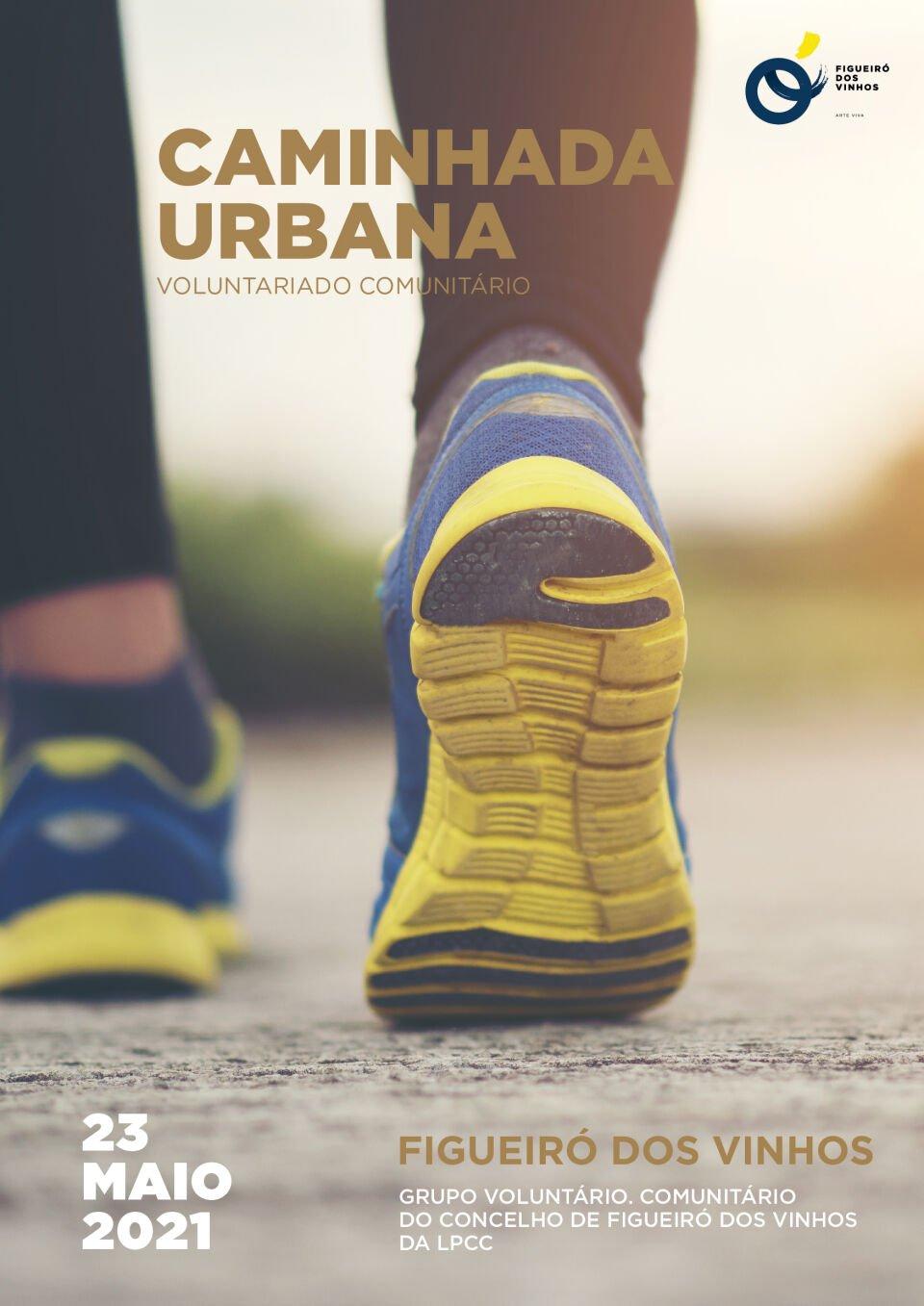 Caminhada Urbana - Voluntariado Comunitário