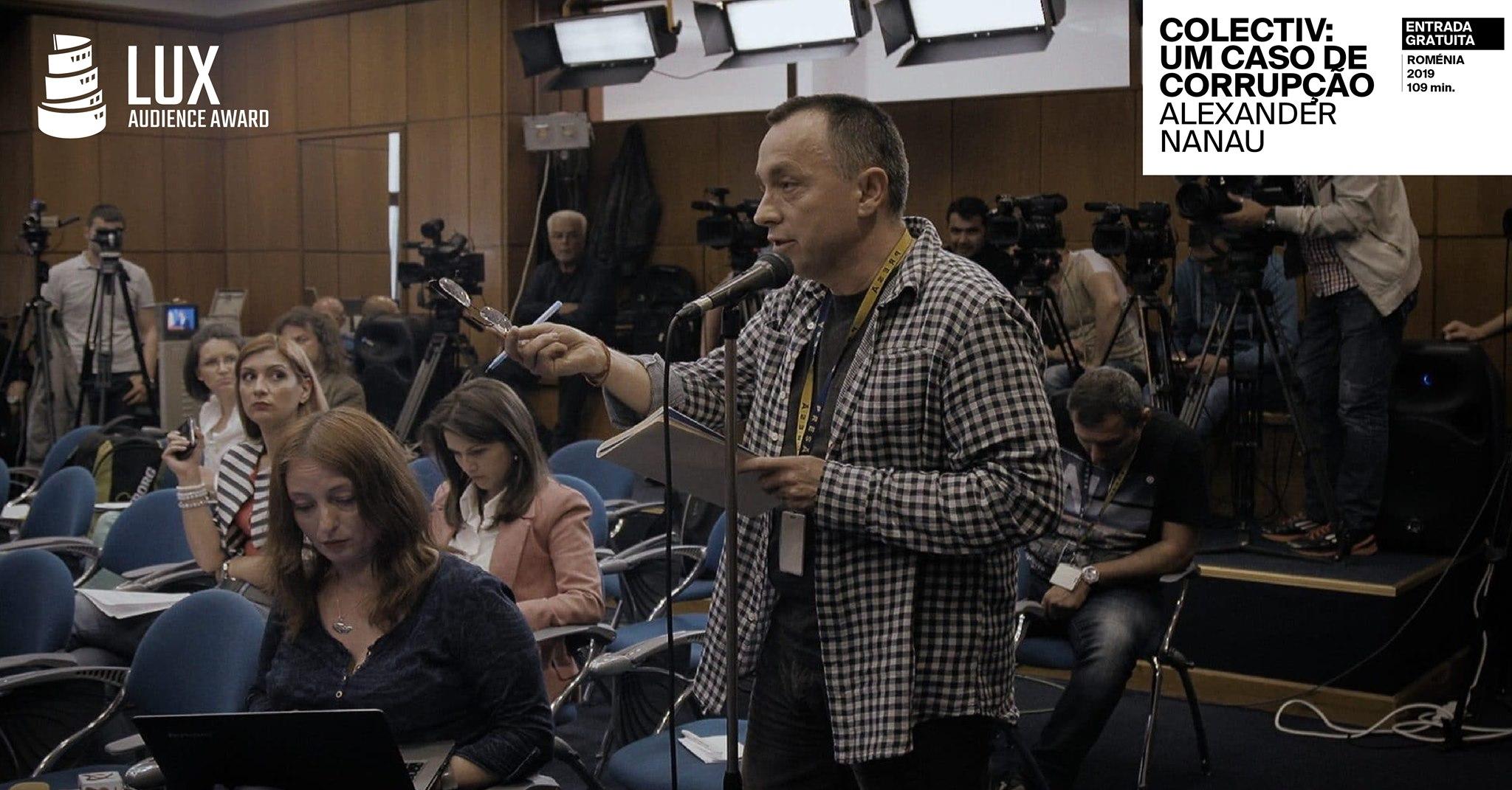 Colectiv: Um Caso de Corrupção (Lux Audience Award 2021)