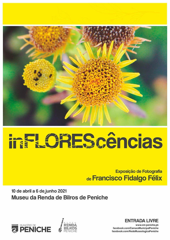 Exposição de Fotografia 'inFLOREScências' de Francisco Fidalgo Félix