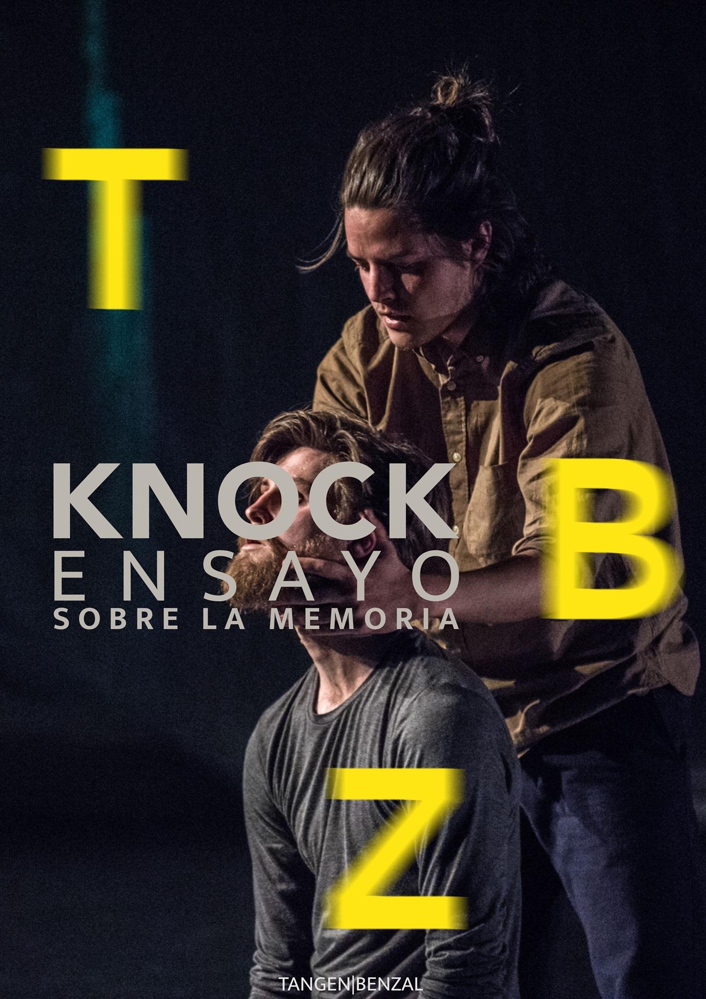 KNOCK. ENSAYO SOBRE LA MEMORIA | Danza