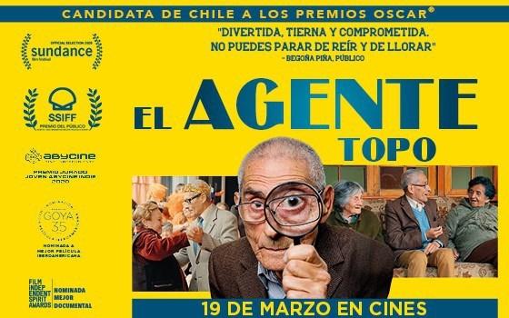 El Agente Topo, de Maite Alberdi