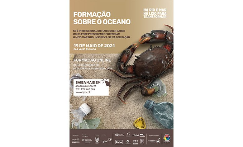 Formação 'Oceano Sustentável'