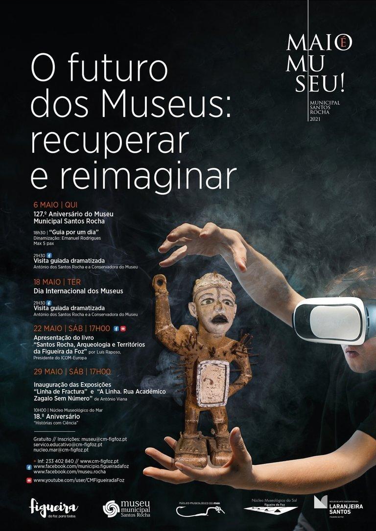 «Maio é Museu!» 2021