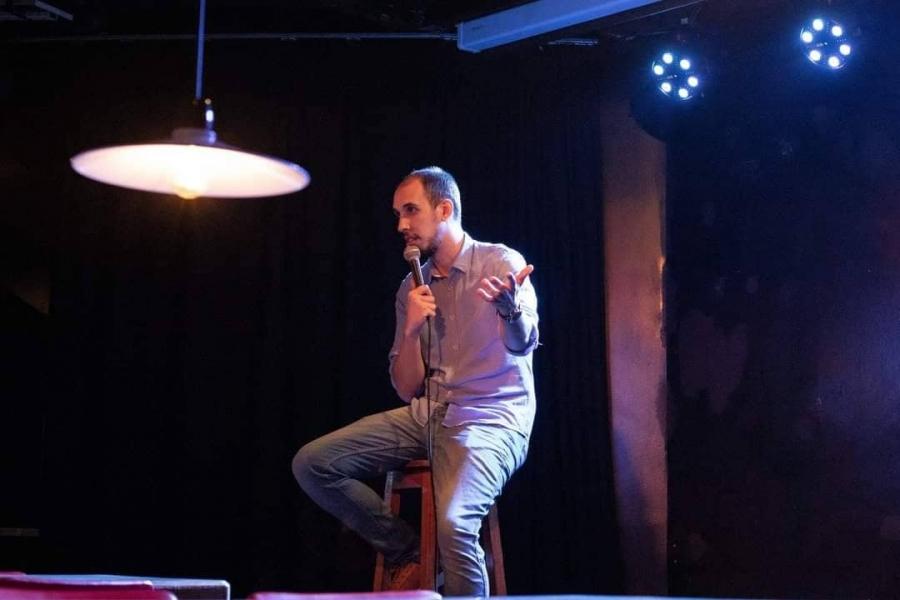 Comédia à Mesa //  Ricardo Couto + João Rua