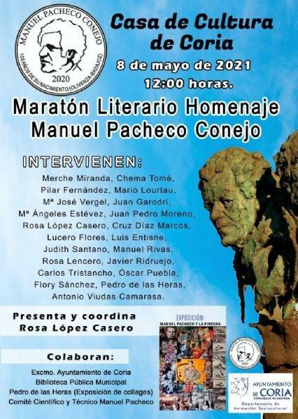 Homenaje a Manuel Pacheco Conejo