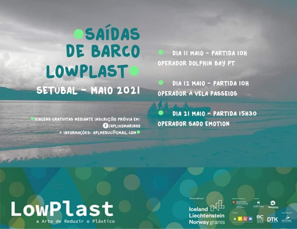 Saídas de Barco LowPlast