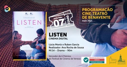Cinema Digital 'Listen'
