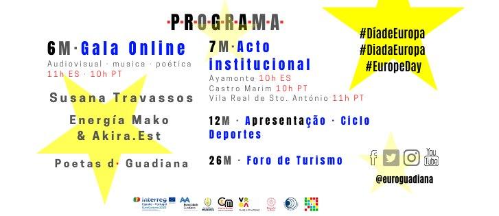 Gala Online ·Dia da Europa na Eurocidade do Guadiana