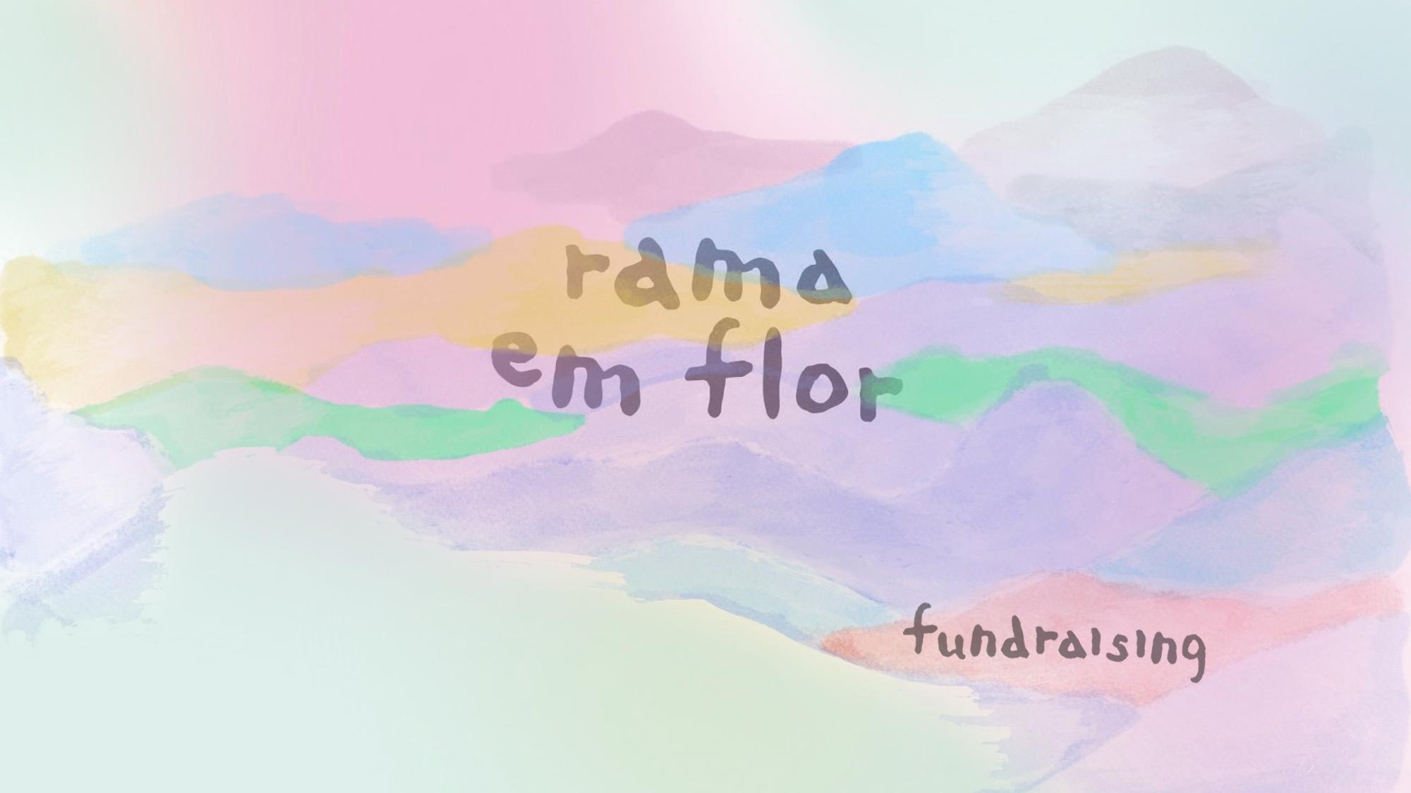 Angariação de Fundos com   Rama em Flor x Núcleo A70