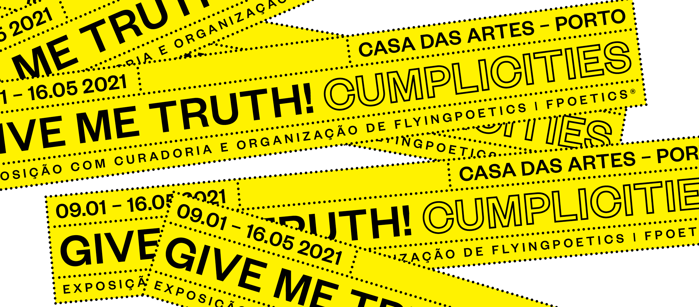 GIVE ME TRUTH! Cumplicities   CONVERSA GESTO