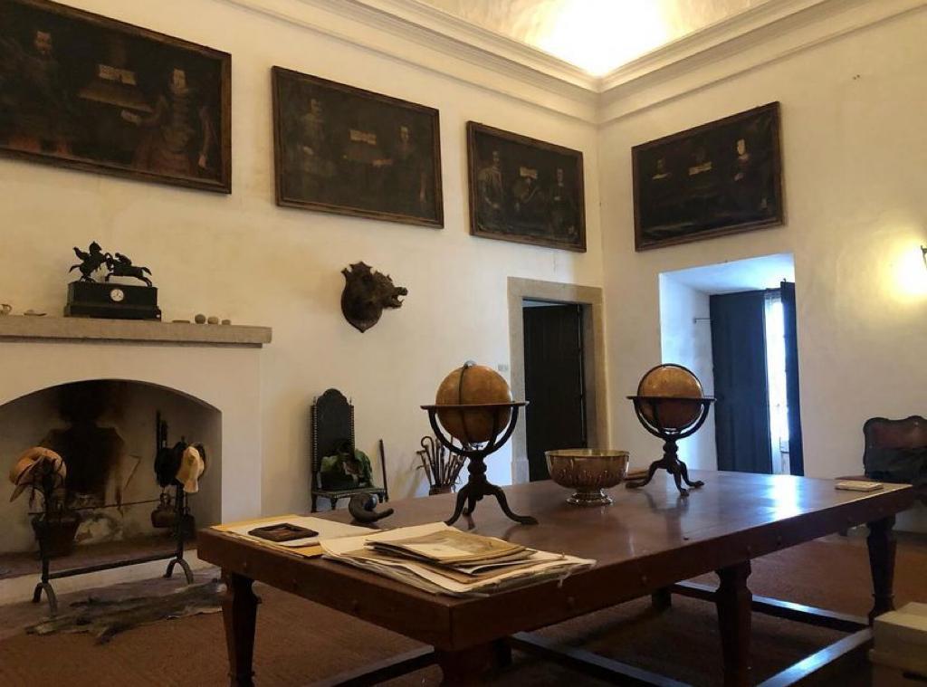 Visita Guiada ao Palácio Ficalho - Serpa