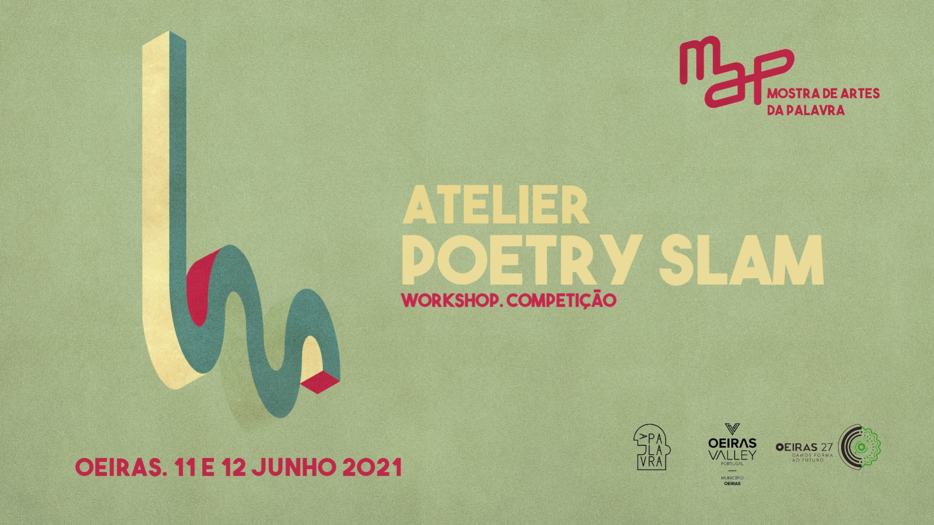 Atelier Poetry Slam