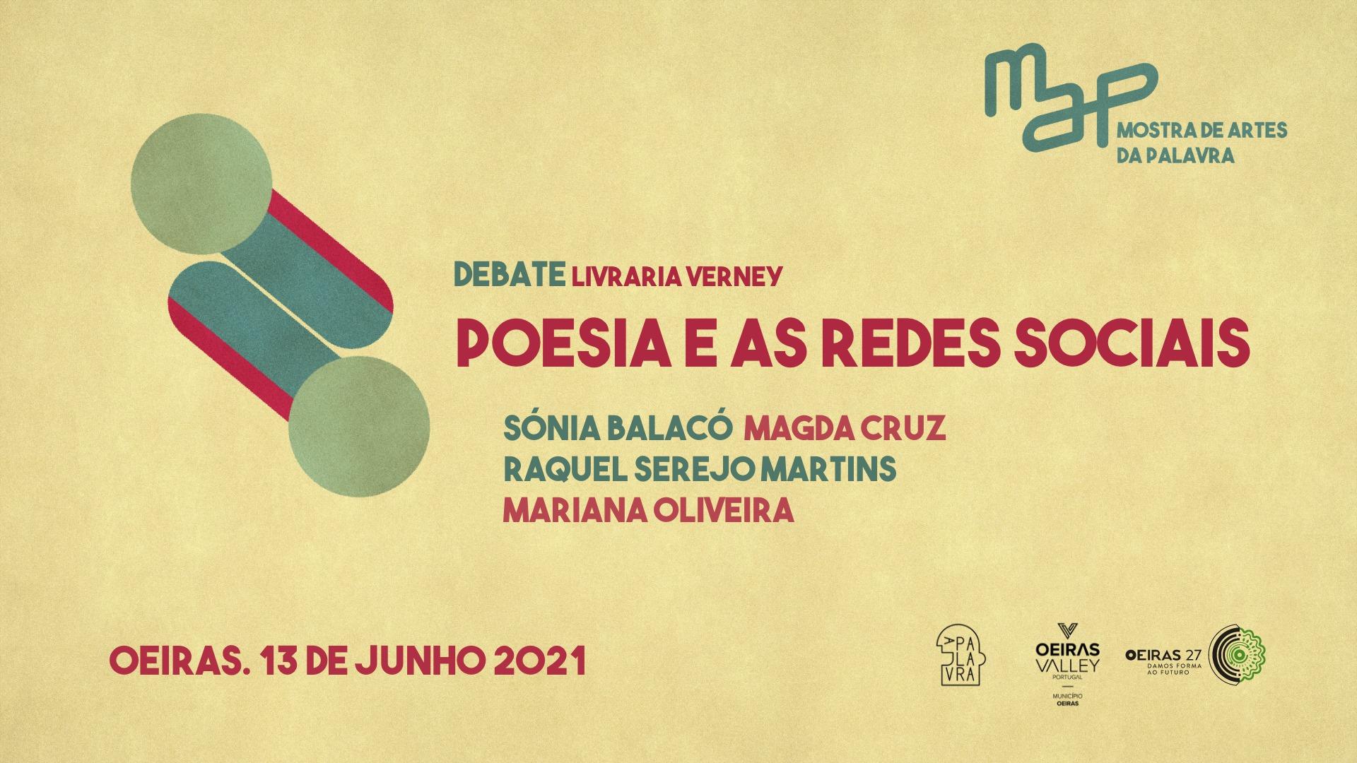 Debate: A Poesia e as Redes Sociais