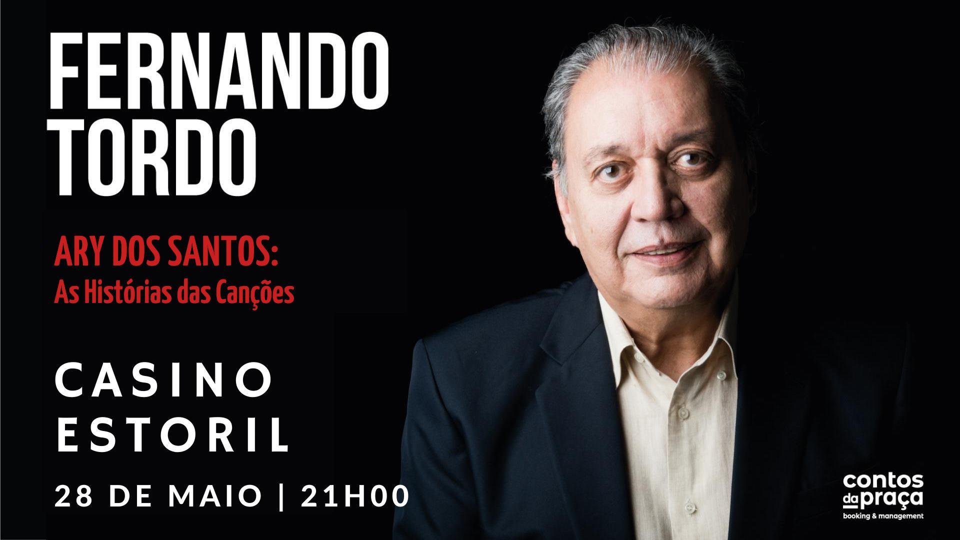 Fernando Tordo - Ary dos Santos: As Histórias das Canções
