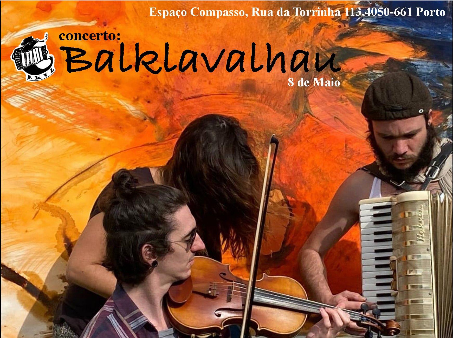 BALKLAVALHAU - ESGOTADO!!!