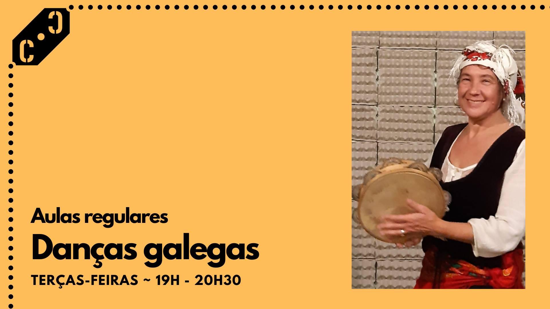 Aulas Regulares: Danças Galegas