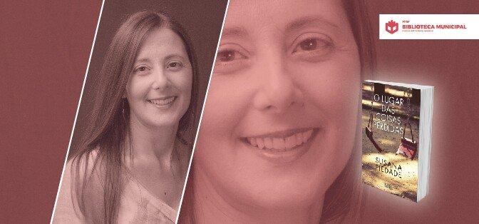 Encontro com a autora Susana Piedade