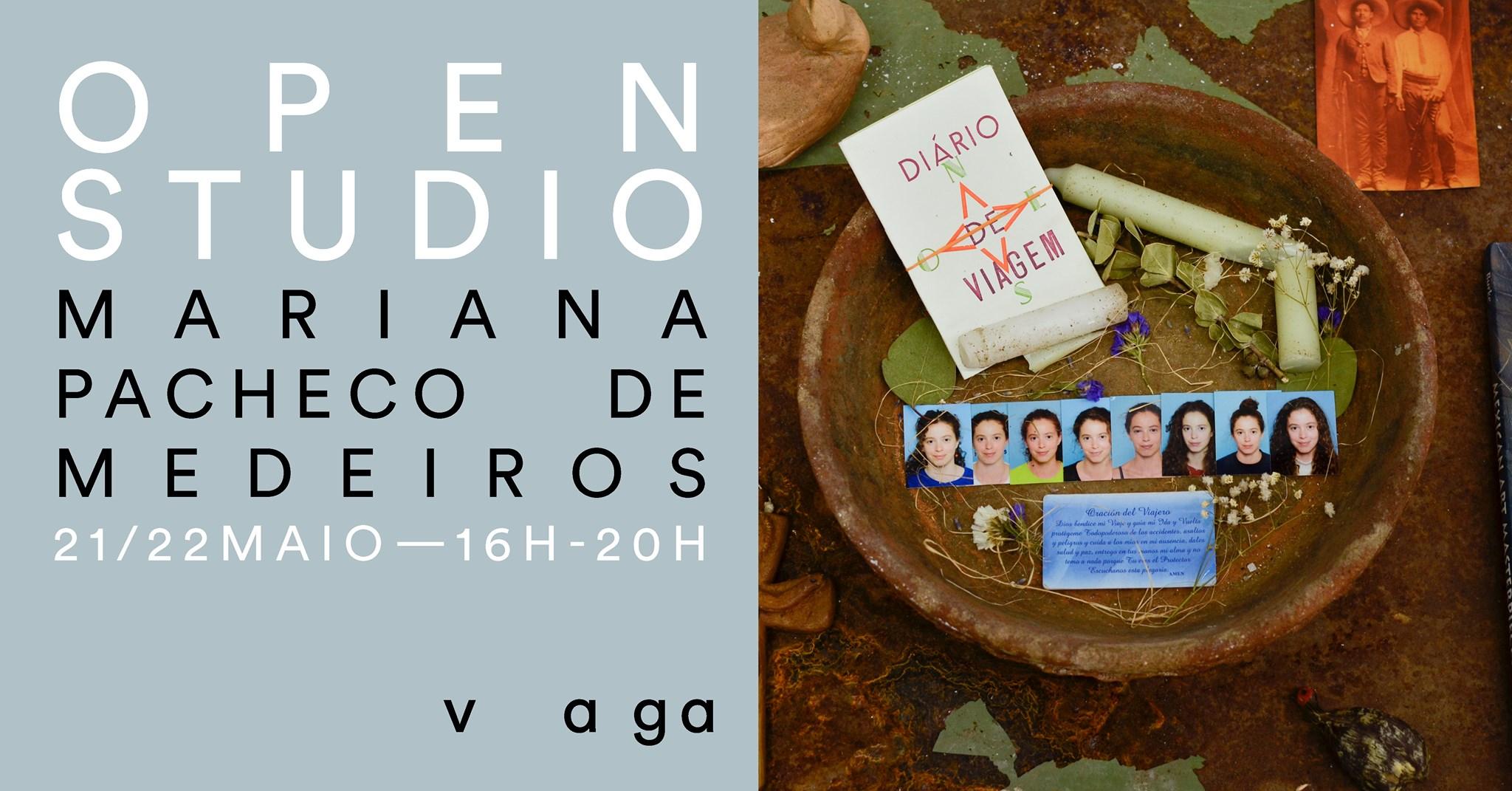 Open studio - Mariana Pacheco de Medeiros