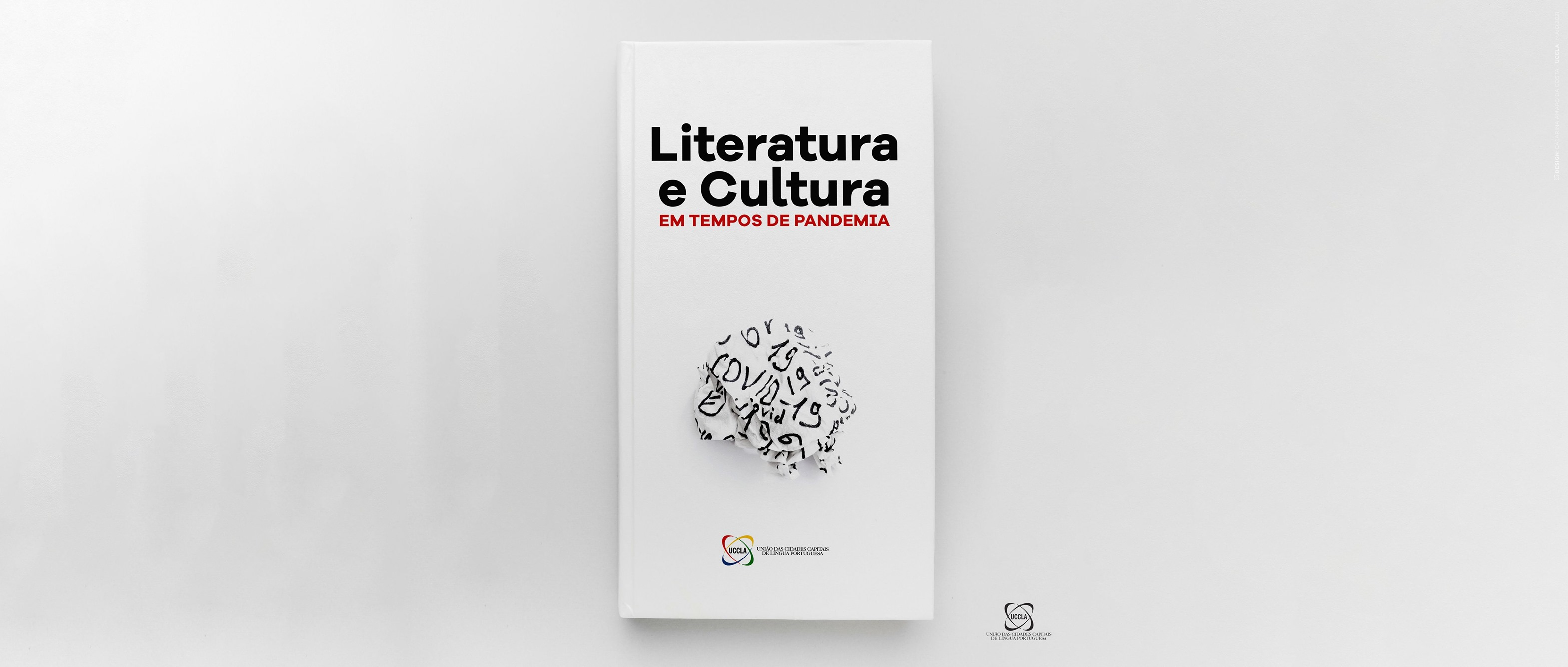"""Apresentação do livro """"Literatura e Cultura em Tempos de Pandemia"""""""