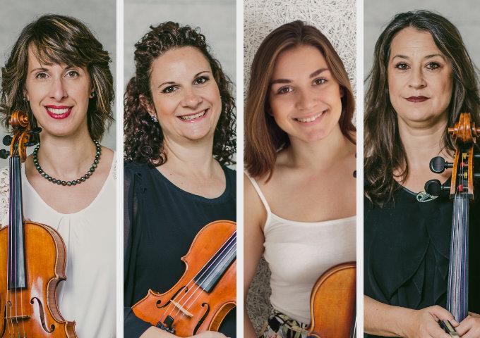 Grandes Quartetos de Cordas