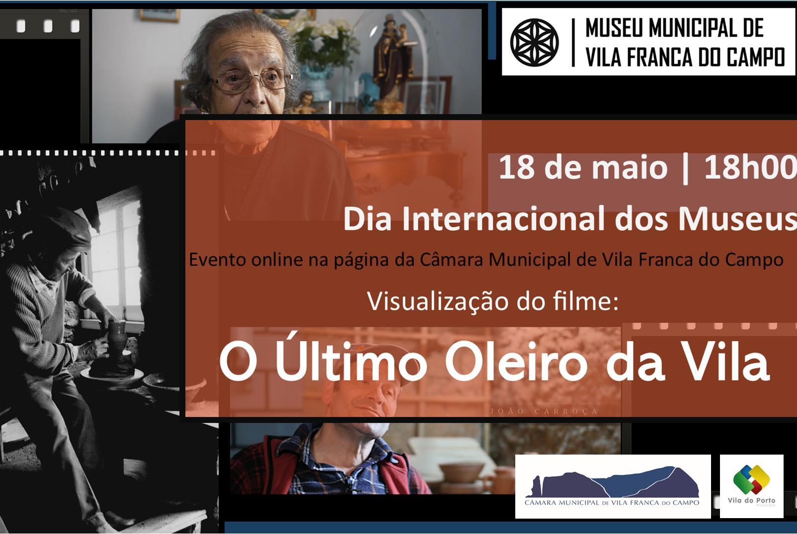 Filme: O Último Oleiro da Vila