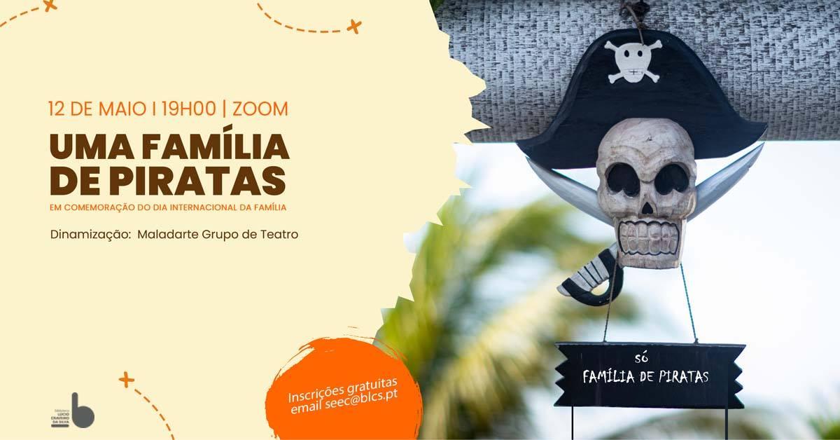 Uma Família de Piratas