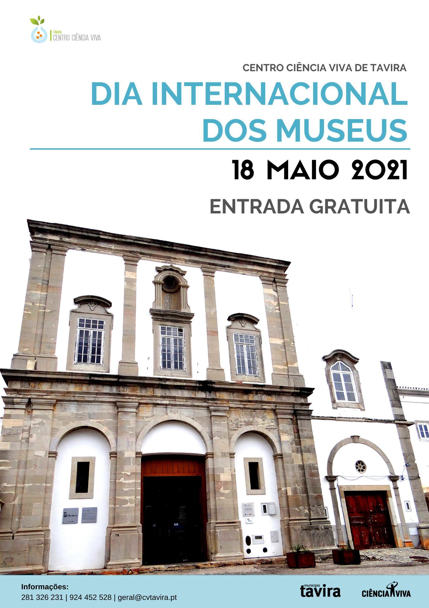 Dia Internacional dos Museus   Entrada gratuita
