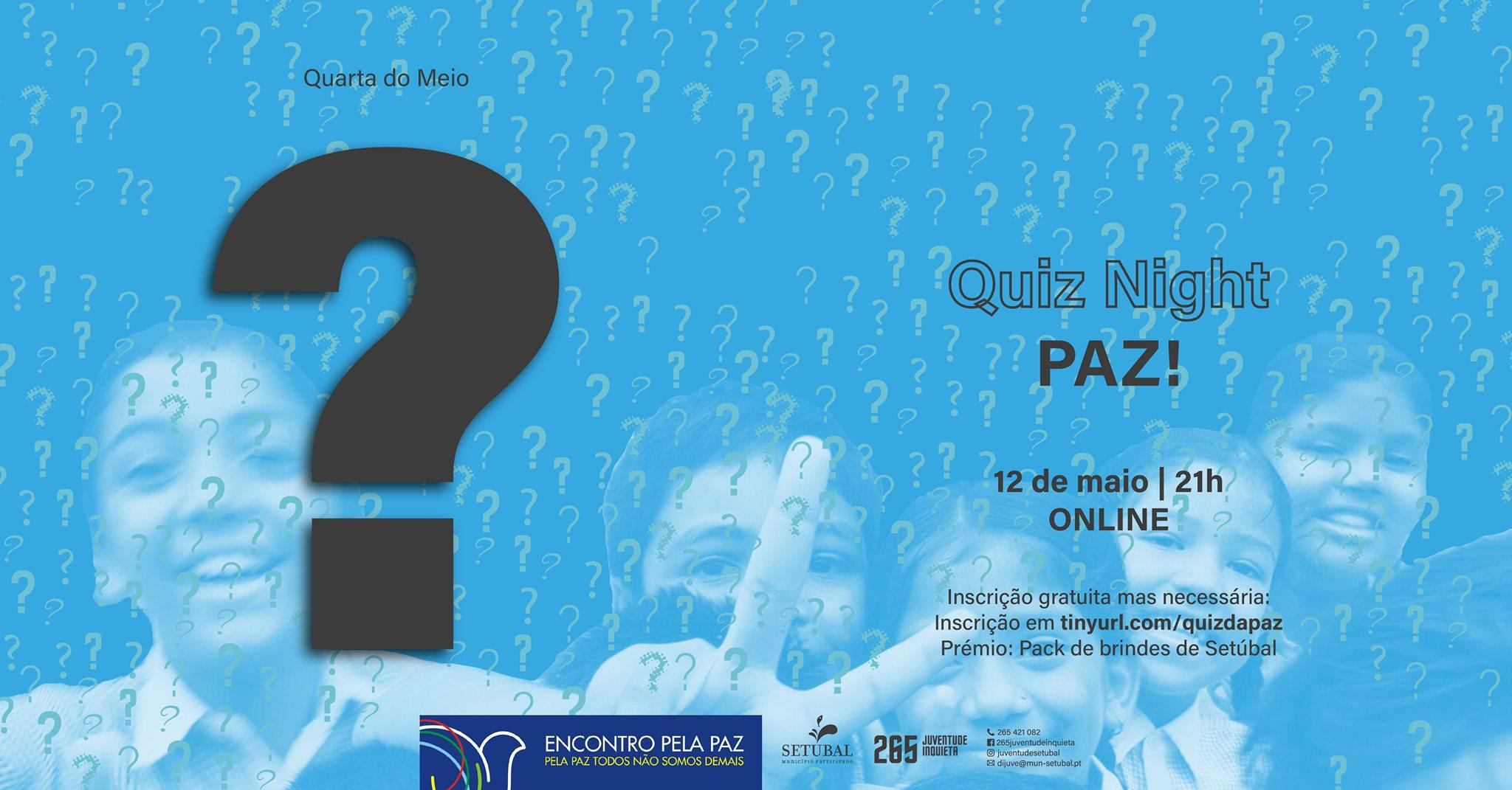 Quiz Night: Paz!