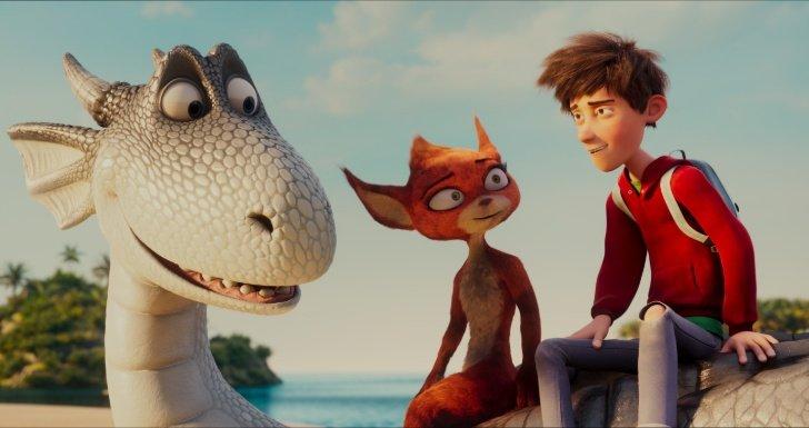 O Mundo Secreto dos Dragões — Cinema em Família