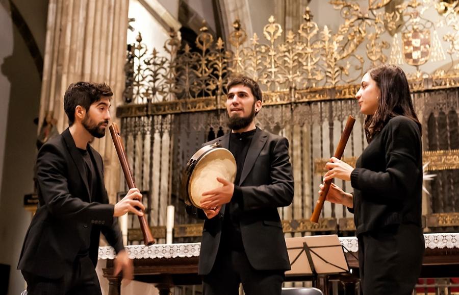 Concierto de Serendipia Ensemble